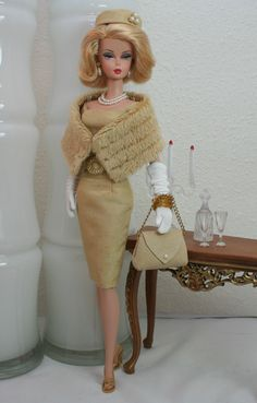 Antoinette for Fashion Royalty and Silkstone Barbie OOAK | eBay