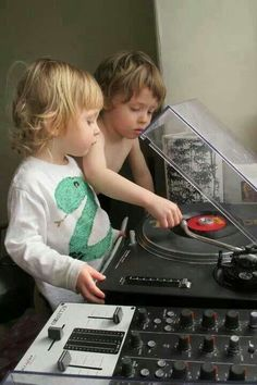 Teach them young!