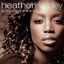 Heather Headley.. awesome talent