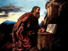 Giovanni Girolamo Savoldo - San Girolamo - 1531