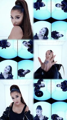 Ariana Grande Wallpaper, Dangerous Woman, Wall Collage, Baddie, Ms, Tumblr, Wallpapers, Journal, Queen