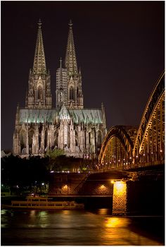 Germany - Cologne @night