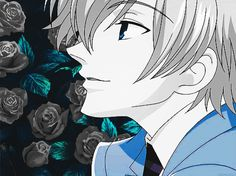 Why does Tamaki have to always be so handsome!!!!!!