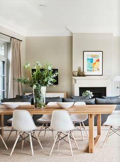 dining living room | doherty design studio: