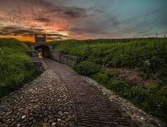 way through city Wall .... by Johan de Cocq on 500px