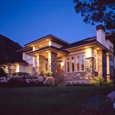 Contemporary Traditional Exterior Design, Pictures, Remodel, Decor and Ideas