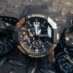 G-Shock — The Aviation philosophy Casio G Shock Watches, Sport Watches, Casio Watch, Stylish Watches, Luxury Watches For Men, Cool Watches, Patek Philippe, Ring Watch, Rolex