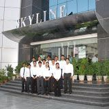 Skyline Business School lays a lot of emphasis on industry interaction for students at both BBA as well as MBA level. Students need to compulsorily attend 8-12 weeks' internship in each semester. In addition students are also sent for short term live projects. Regular visits to factories are undertaken to get better understanding of various  sectors. Further, participation in seminars.