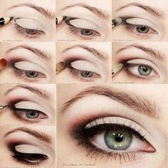 hooded eyes | ... eye makeup step by step photos and ideas to help you to make your eyes