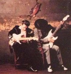 Jimmie & Stevie