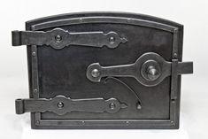 Bread Oven Doors - Henry Pomfret - Artist Blacksmith, Bringsty, Herefordshire