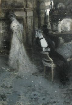 Serafino Macchiati (1861-1916), Ecole Italienne