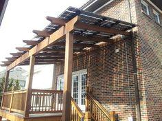 Patio solar panels Design Ideas, Pictures, Remodel and Decor