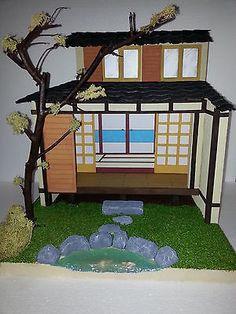 Diorama per S.H.Figuarts Figuarts Ranma Bandai, dimensione Detolf Ikea