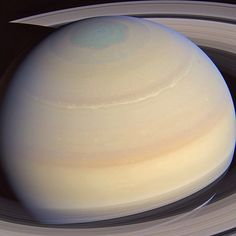 Saturn on April 4, 2014