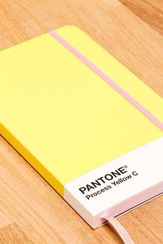 process yellow-pantone