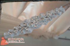 Ручной сшиты белое свадебное платье танец живота пояса экваториальных DIY аксессуары аксессуары для одежды Кристалл Ремень - Taobao