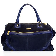 Rebecca Minkoff Blue Tote  http://www.consignofthetimes.com/product_details.asp?galleryid=6552