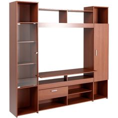 Parisot Amber TV unit in Cherry Bedroom Furniture Design, Wall Tv Unit Design, Furniture, Building A New Home, Colourful Living Room Decor, Modern Furniture Living Room, Diy Furniture Plans, Tv Unit Furniture, Wall Unit