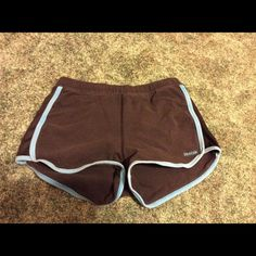 Reebok shorts Worn a few times. Great condition! They do have built in underwear. Make offers please. Reebok Shorts