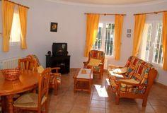 Chalet independiente de vacaciones para alquilar en Moraira | 22688