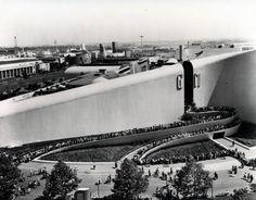 GM's pavilion 1940.
