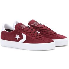 f1eae6fbcc51 Converse Breakpoint OX Suede Sneakers ( 52) ❤ liked on Polyvore featuring  shoes
