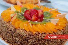 Delicioso pastel  | Quetal Virtual  #pastel #fiesta #cumpleños