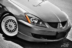 #Mitsubishi #lancer #cs3 #ralliart #bbswheel #D2coilover