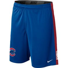 Chicago Cubs Authentic Collection Dri-FIT Fly Shorts $36.95  @Chicago Cubs