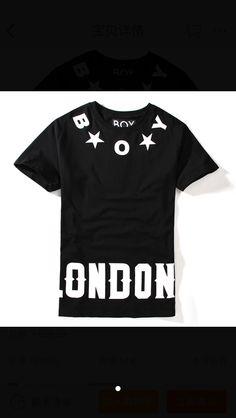 T-shirt, boy London.