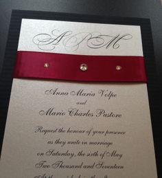 #WeddingInvitation
