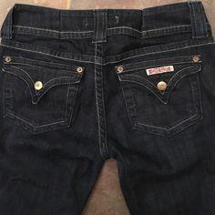 "HUDSON Jeans Dark blue Size28 Inseam28""  Gorgeous...HUDSON Jeans Dark blue Size28 Inseam28"" Bootcut Hudson Jeans Jeans Boot Cut"