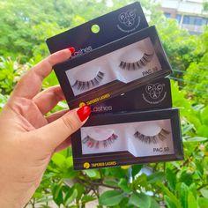 PAC cosmetics #pac eyelashes