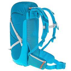 Deportes de Montaña Deportes de Montaña - MOCHILA FORCLAZ 30Litros AIR azul…