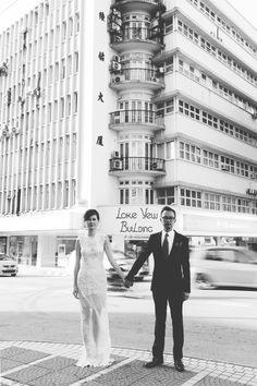 Black and white wedding photo idea | This is incredible! Unique work by  BlueCicada Photography http://www.bridestory.com/bluecicada-photography/projects/pre-wedding-danny-jan