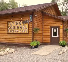 5. Flying Squirrel Bakery Cafe - Talkeetna                                                                                                                                                                                 More