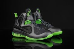the best attitude 84b01 b9919 Nike LeBron 9