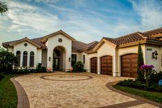 This luxury community boasts custom homes and condominium lifestyle homes  TallisPark  North Naples, Florida 