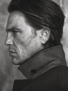Andrè Van Noord by Tobias Lundkvist for New Tailor Club Fall/Winter 2011 Unfortunately you cannot see the jawline due to the jacket. However, you can see the bump in the forehead that we discussed in class!