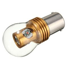 1156 BA15S P21W Car LED Tail Light Amber Turn Signal Bulb