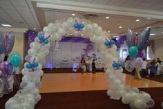 Butterflies party decoration