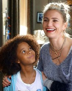 Annie Remake Trailer Debuts With Quvenzhane Wallis, Cameron Diaz: Vid - Us Weekly
