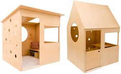 Playhouse ideas: