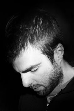 Zachary Quinto-Love this picture of Zach.