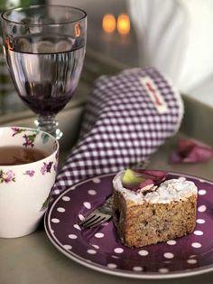 Plum is the color at tea time. Purple Home, Plum Purple, Purple Rain, Shades Of Purple, Deep Purple, Burgundy, Coco Rose Diaries, Café Chocolate, Plum Tree
