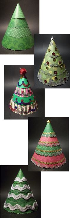 Things to make and do - Make a Cone Christmas Tree