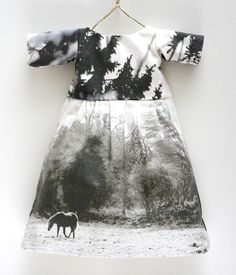 Lumi doll Summer dress - Fanja Ralson / Le Train Fântome - love!