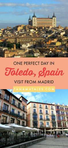 #Toledo, the City of Three Cultures, makes a perfect day trip from #Madrid. Here are some recommendations on what to see and how to make the most of your day. #Spain