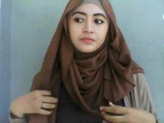 #4 Hijab Tutorial - Natasha Farani (Inspired @Jenahara Nasution) - YouTube